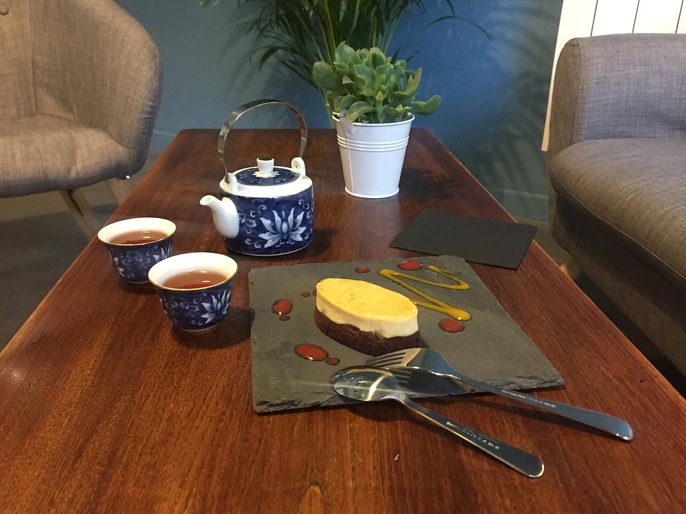 thé et pâtisserie Chambéry