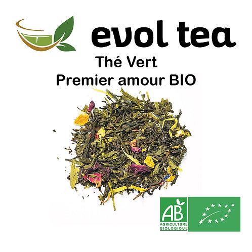 Thé Vert Premier amour BIO 100g
