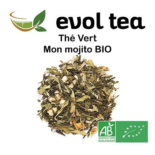 Thé Vert Mon Mojito BIO 100g