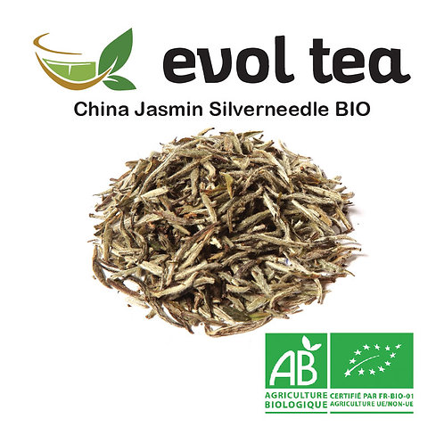 China Jasmin Silverneedle 50g