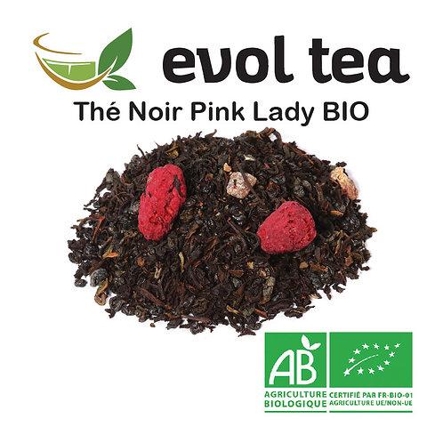Thé Noir Pink Lady BIO 100g