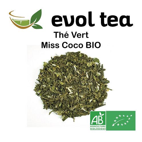 Thé Vert Miss Coco BIO 100g