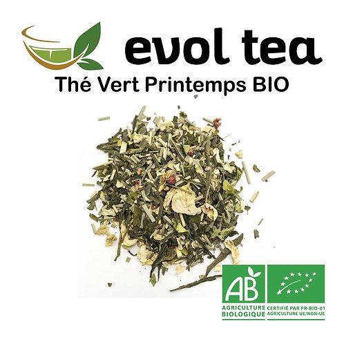 Thé Vert Printemps BIO 100g