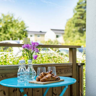 Homestyling balkong