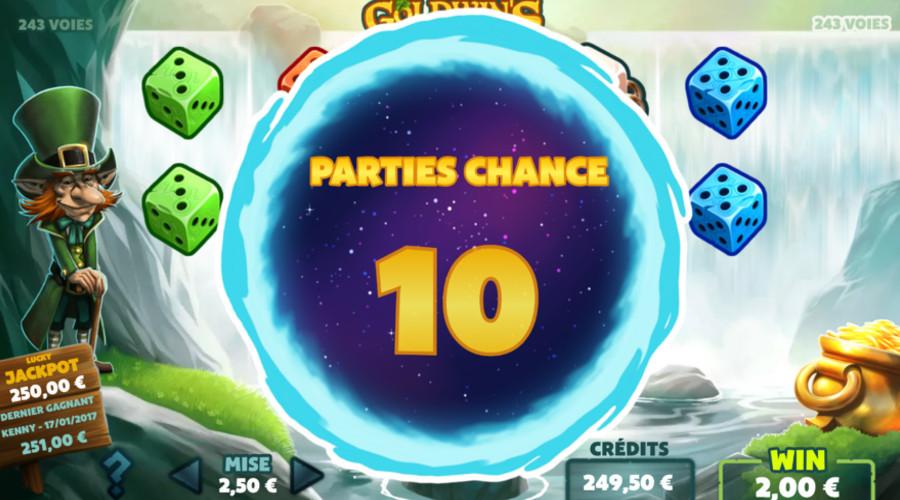 Blog LuckyGames.be - Gaming1 Dice Slot Goldwin's Pot Of Gold