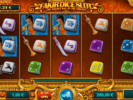 Fakir Dice Slot Game Review LuckyGames
