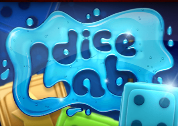 Blog LuckyGames.be - E-Gaming Dice Lab slot game