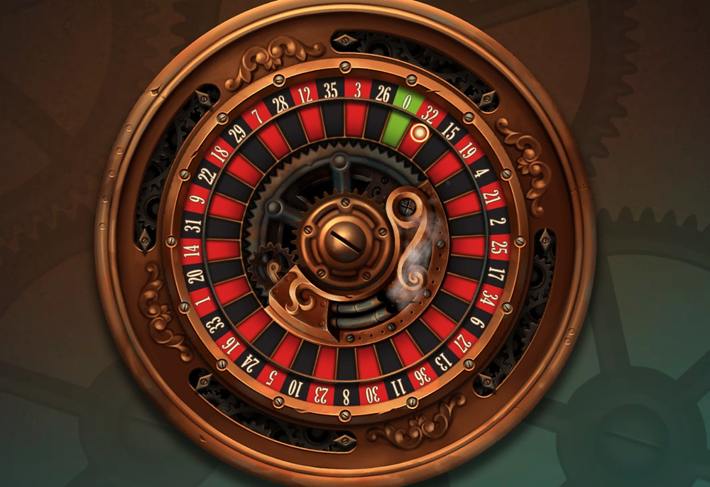 Blog LuckyGames.be - Steampunk Roulette Review