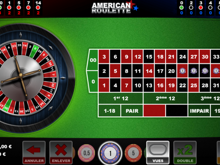 American Roulette Review LuckyGames