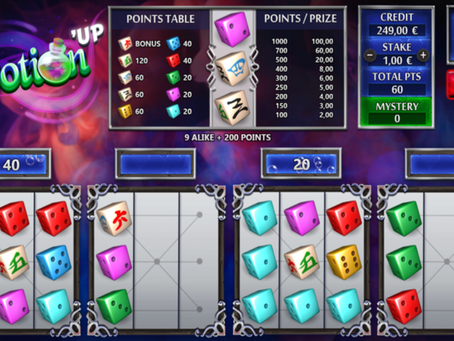 Potion Up Dice Game Review LuckyGames