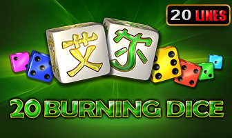 EGT 20 Burning Dice Slot Game Review LuckyGames