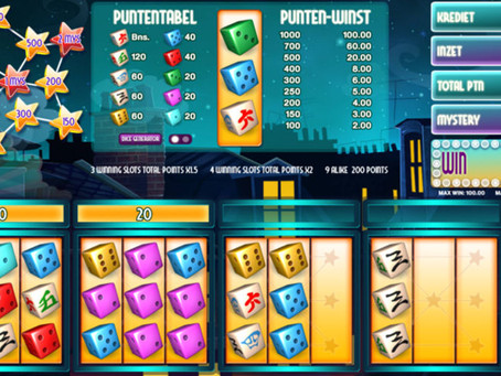 Sparky Stars Dice Game Review LuckyGames