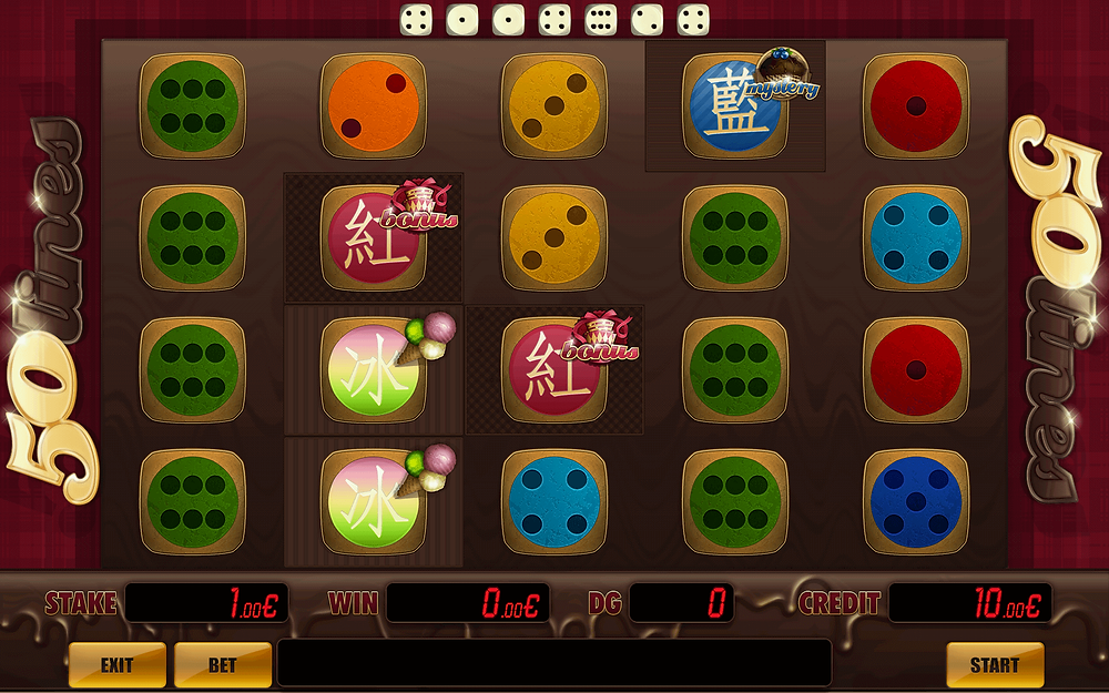 Blog LuckyGames.be - E-Gaming Wild Cookies Dice Slot
