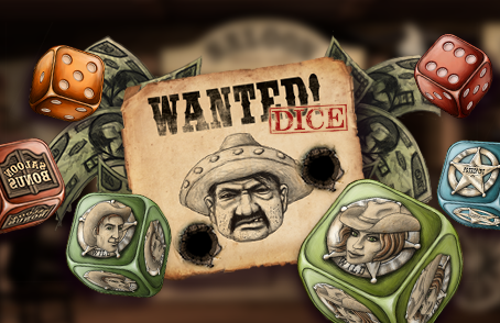 Kajot Wanted Dice Slot - Casino Luckygames review