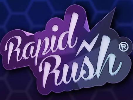 Rapid Rush sur LuckyGames, remportez jusqu'à 25.000€