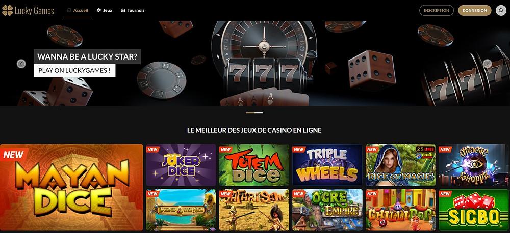 Comment fonctionne un casino en ligne ? Lucky Games vous dit tout