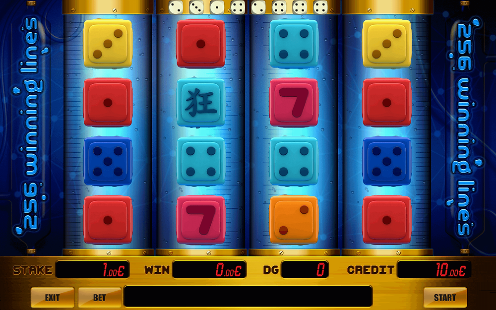 Blog LuckyGames.be - E-Gaming Dice Lab Slot
