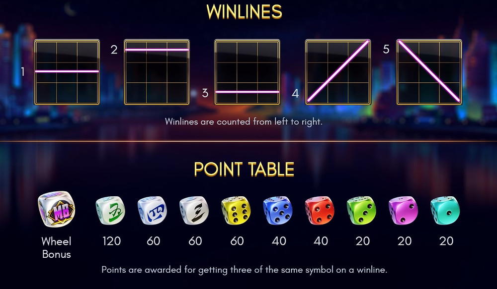 Airdice Mystery Burst Dice Game - Lucky Games Casino