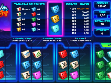 Thunder Hot Dice Game Review LuckyGames