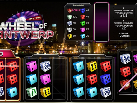 Wheel Of Antwerp Dice Game Review LuckyGames