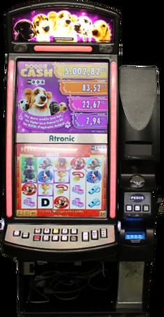 1995 Atronic Slot Machines