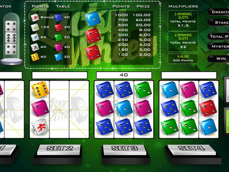 Lucky Wheels Dice Game Review LuckyGames