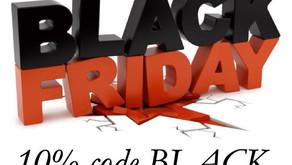 Profitez de notre promotion Black Friday aujourd'hui !