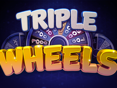 Gaming1 Triple Wheels Dice Game - Casino Luckygames review