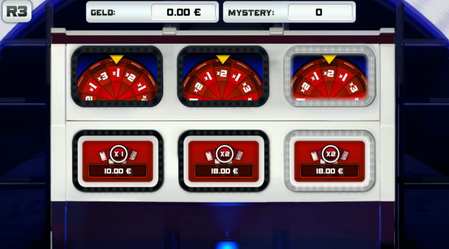 Blog LuckyGames.be - Gaming1 Money Drop Dice Game Review