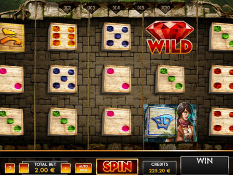 Relic Heroes Dice Slot Game Review LuckyGames