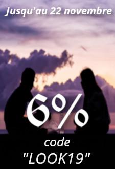 Blog 12Voyance - Promo 6% rien que pour vous jusqu'au 22 Novembre.