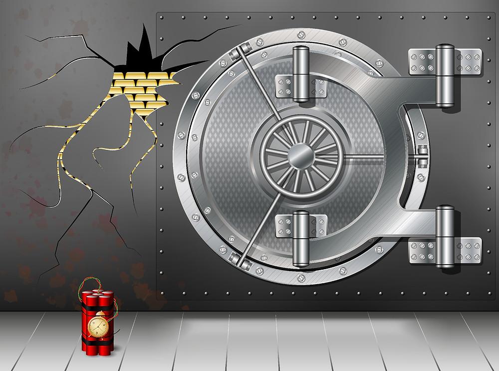 Blog LuckyGames.be - Mon argent est en sécurité sur les casinos en ligne ?