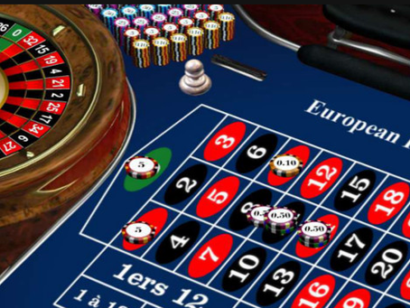 European Roulette Review LuckyGames