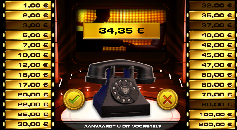 Blog LuckyGames.be - Gaming1 Deal or no Deal roulette review