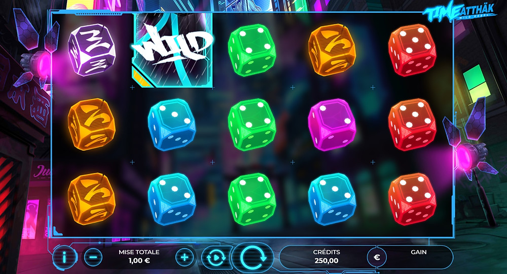 Blog LuckyGames.be - Gaming1 Time Atthak Dice Slot
