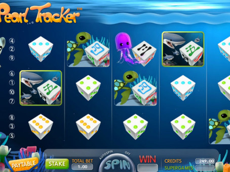 Pearl Tracker Dice Slot Game Review LuckyGames
