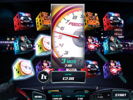 Octane Overdrive Dice Slot Game Review LuckyGames