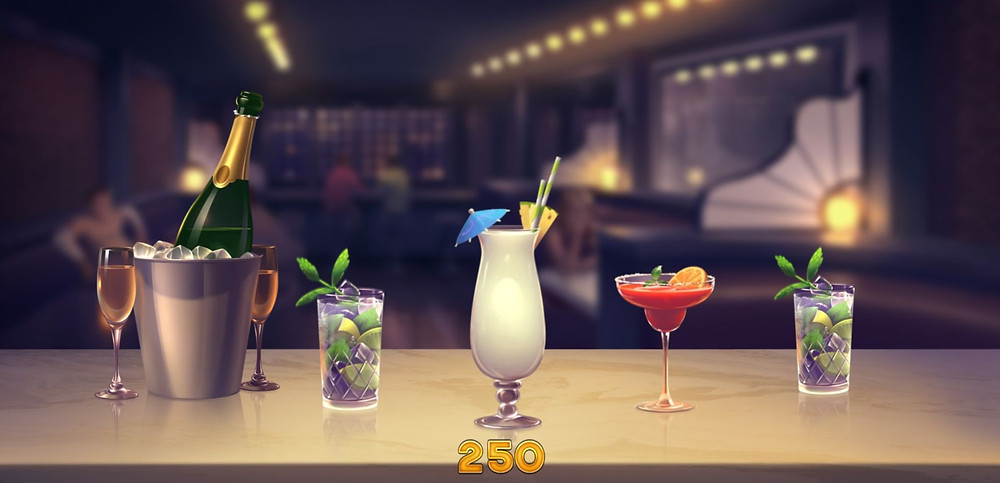 Blog LuckyGames.be - Airdice Cocktail Bar Dice Game Review