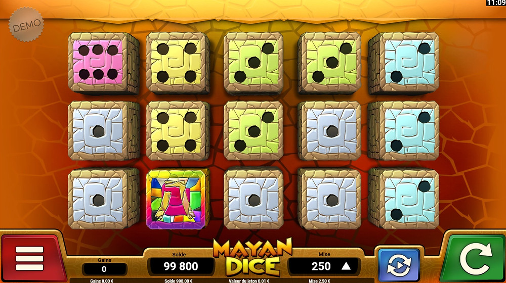 Airdice Mayan Dice Slot Review Lucky Games Casino