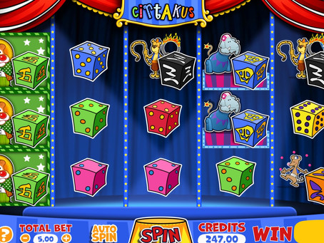 Cirtakus Diceslot Game Review LuckyGames