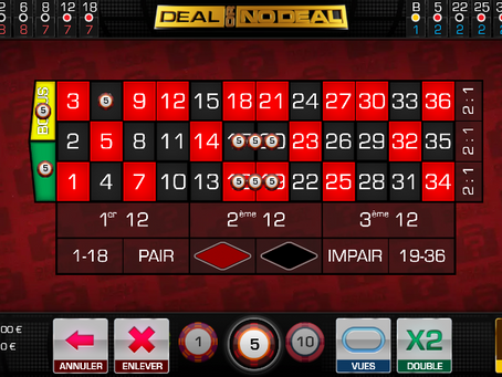 Deal Or No Deal Roulette Review Luckygames