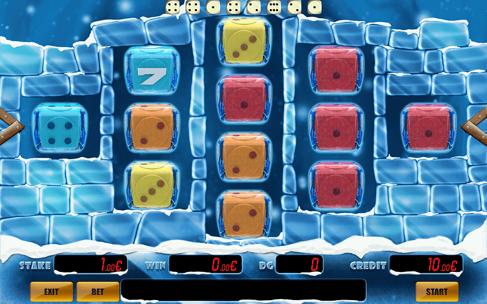 Blog LuckyGames.be - E-Gaming Frozzy Dice slot game