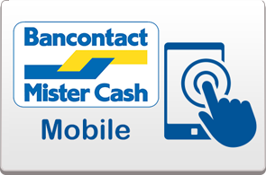 Nieuw: Bancontact App op uw LuckyGames Casino