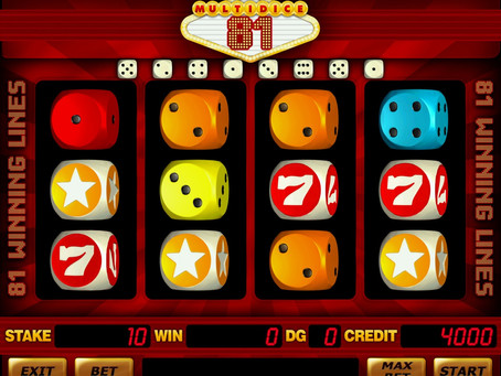 E-Gaming Multidice81 Diceslot Game Review LuckyGames