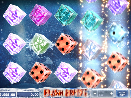 Flash Freeze Dice Game Review LuckyGames