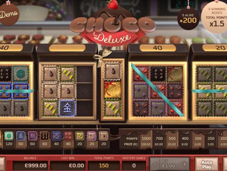 Airdice Choco Bonus Dice Game Review LuckyGames