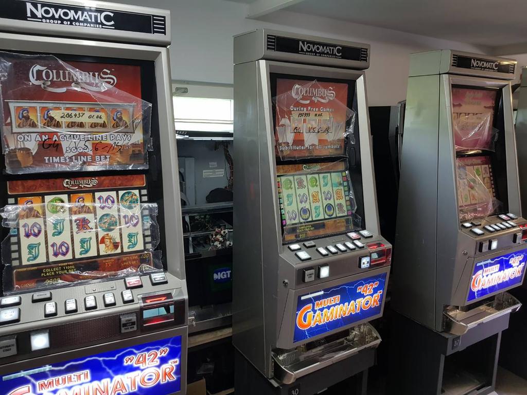 Игровые автоматы бандиты