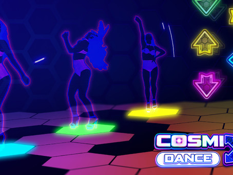 Cosmic Dance Dice Slot Review Luckygames Casino