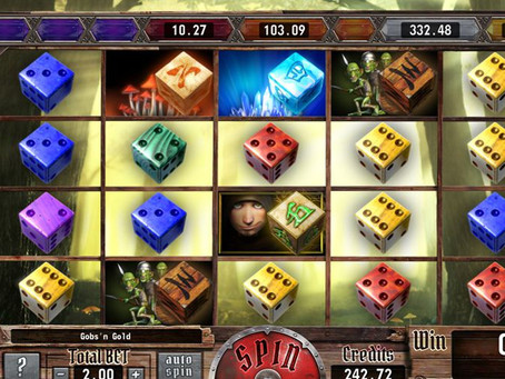 Gobs 'N Gold Diceslot Game Review LuckyGames