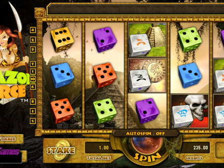 Amazon Fierce Diceslot Game Review LuckyGames